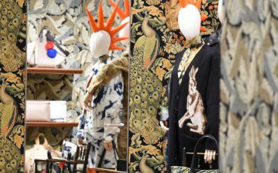 「LOEWE(ロエベ)」、伊勢丹新宿店でポップアップ・ストア開催 ジョナサン・アンダーソン氏が来場