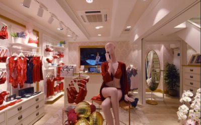 「Intimissimi(インティミッシミ)銀座並木通り店」がオープン 日本初のフラッグシップストア
