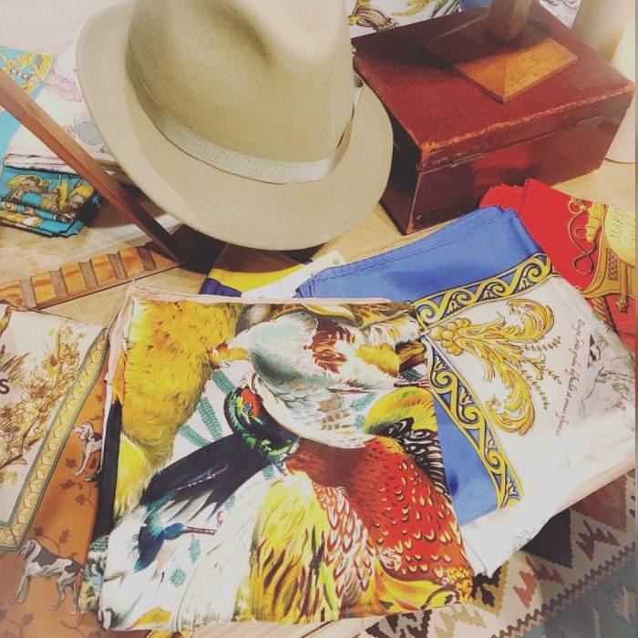 Vintage Hermès Fair(ヴィンテージ エルメス フェア) @ Atelier Ninon(アトリエ ニノン)
