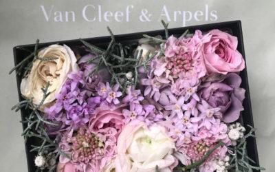 "Van Cleef & Arpels(ヴァン クリーフ&アーペル) ""Ballet Précieux(バレエプレシュー)""で優美な世界を堪能"
