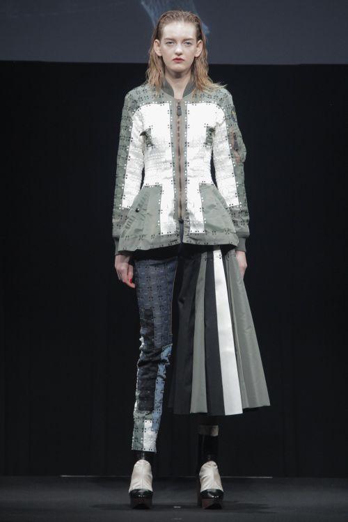 第35回(2017年度)毎日ファッション大賞の授賞式 深まるジャパンクリエーションを実感
