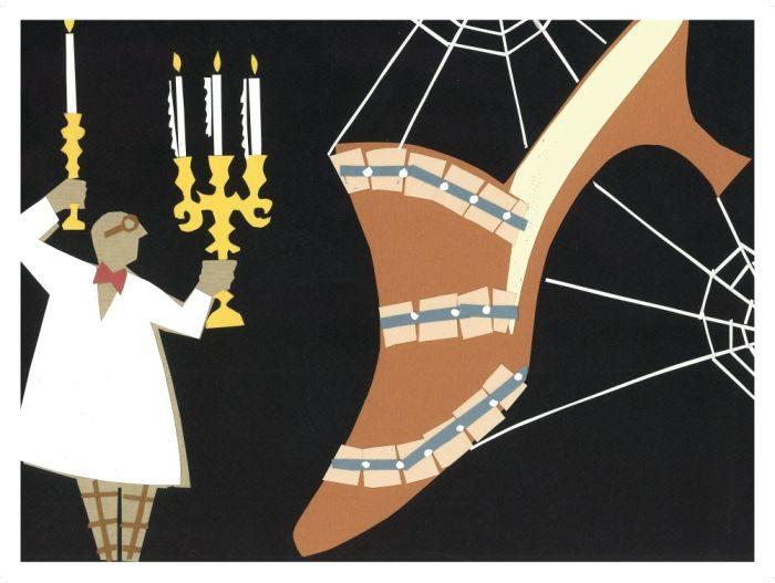 映画『マノロ・ブラニク トカゲに靴を作った少年』 監督手描きの「靴イラスト」を大公開