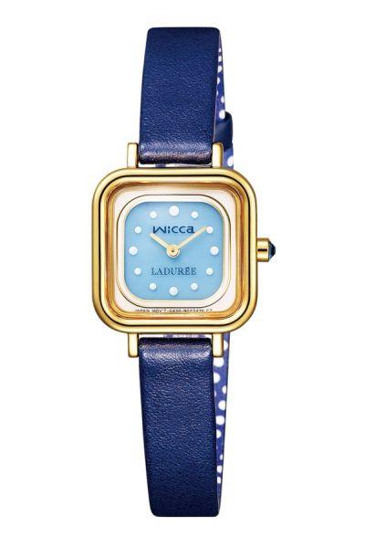 シチズン時計、「LADURE(ラデュレ)」とコラボレートしたウォッチを発売
