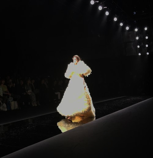 「ELZA WINKLER(エルザ・ウィンクラー)」2018年春夏東京コレクション