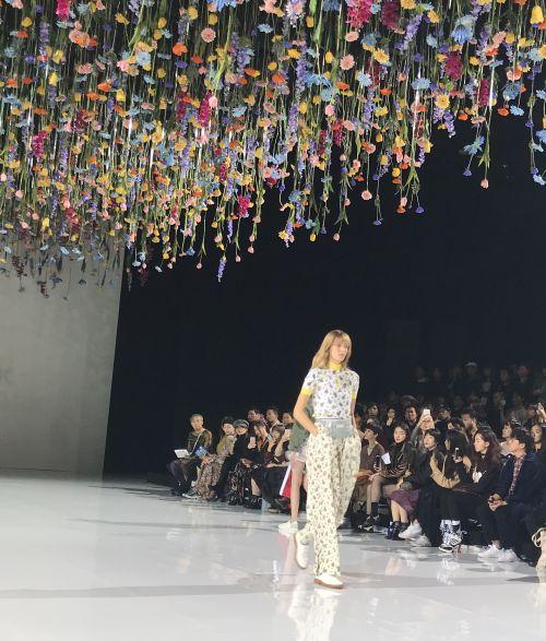 「GLOBAL WORK(グローバルワーク)」2018年春夏東京コレクション