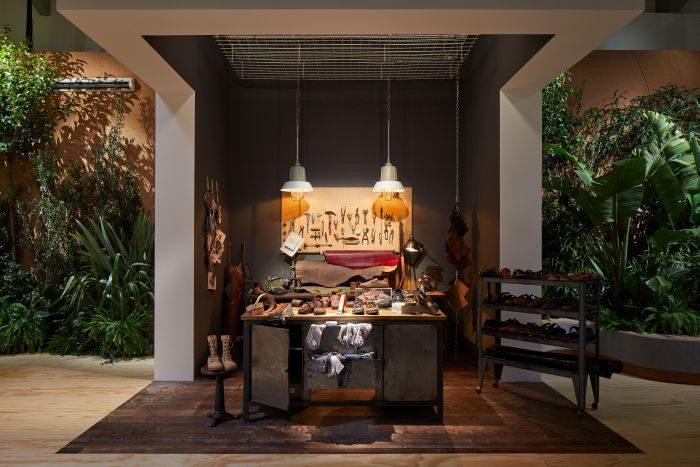 「BIRKENSTOCK(ビルケンシュトック)」、ピッティ・ウォモで2018-19年秋冬コレクションの新作を発表
