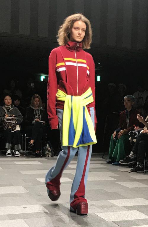 「KEISUKEYOSHIDA(ケイスケヨシダ)」2018年春夏東京コレクション
