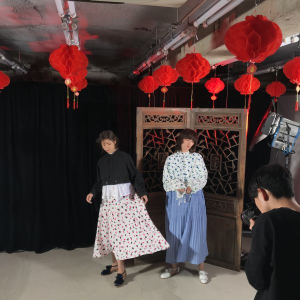 「mintdesigns(ミントデザインズ)」2018年春夏東京コレクション