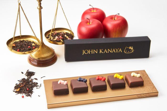 「JOHN KANAYA(ジョンカナヤ)」、バレンタインシーズン向けの限定・新作ショコラを発売
