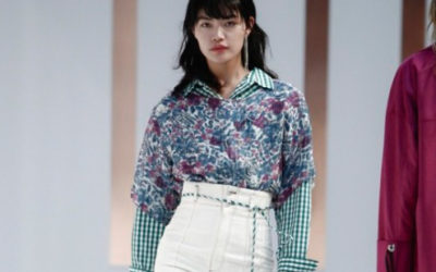 「5-KNOT(ファイブノット)」2018年春夏東京コレクション