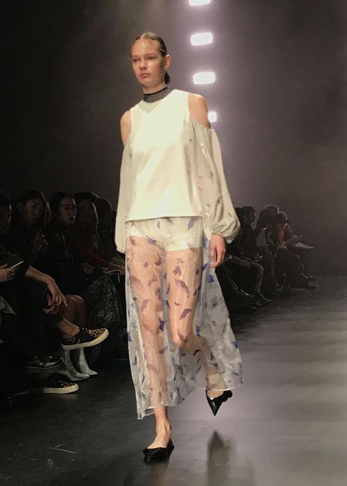 「tiit tokyo(ティート トウキョウ)」2018年春夏東京コレクション