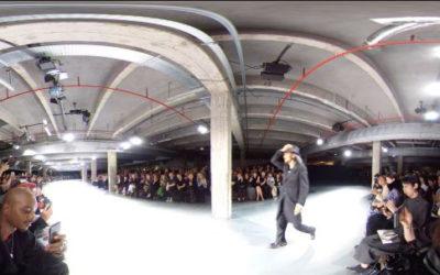 「ヨウジヤマモト」、パリコレをVRで再現 メンズはパリからライブ配信