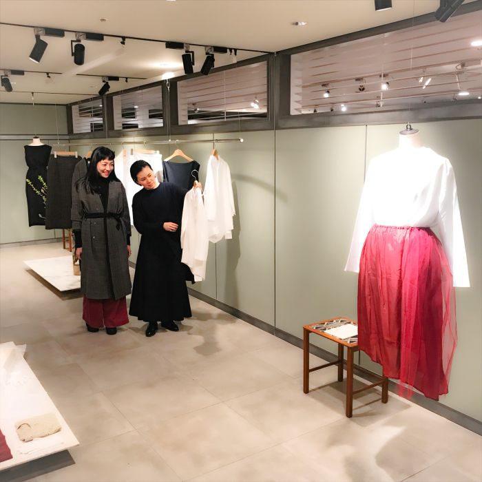 流行を追わない京都発ブランド「TALK TO ME」 池邊祥子服飾研究室の服づくり哲学