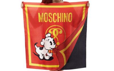 「MOSCHINO(モスキーノ)」、春節向けの限定コラボアイテム発売