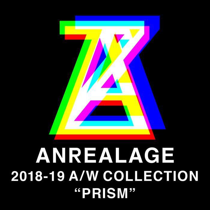 「ANREALAGE(アンリアレイジ)」2018-19秋冬コレクション・ランウェイショー ライブストリーミング