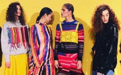 2017-18秋冬ロンドン・ファッションウイークで相次いだ、新鋭・若手のチャレンジングな提案