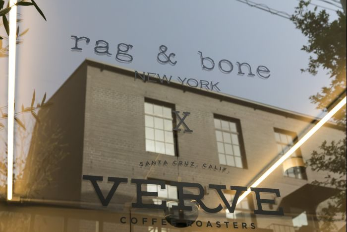 「rag & bone X Verve Coffee Roasters 表参道」がオープン
