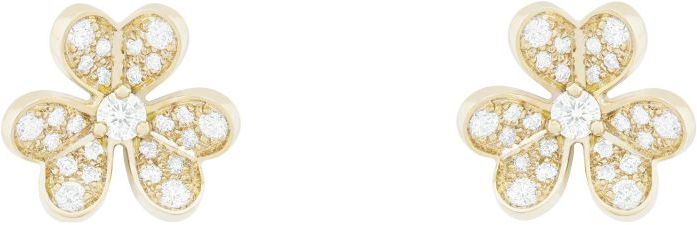 「Van Cleef&Arpels(ヴァン クリーフ&アーペル)」、花々で祝福 フリヴォル コレクションから新作を発表