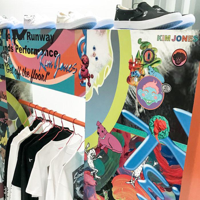 GU(ジーユー)とキム・ジョーンズ氏のコラボ、「KIM JONES GU PRODUCTION」のローンチイベント