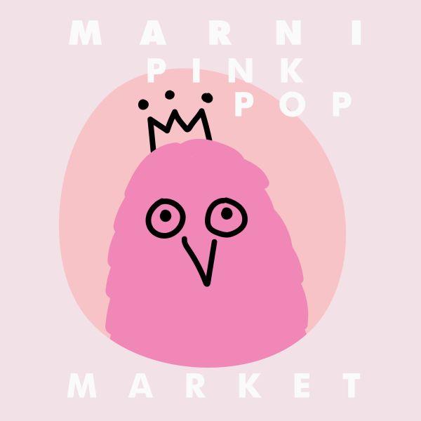 「MARNI(マルニ)」、PINK POP MARKETを伊勢丹新宿店で開催