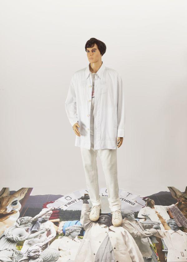 「大丸製作所2」のブランド「OVERCOAT(オーバーコート)」から初のシャツが登場