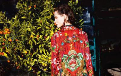創業50周年のルーツ、ミラノがテーマ 「ETRO(エトロ)」の2018年春夏キャンペーン