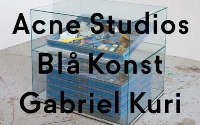 アクネ ストゥディオズ、デニムライン「Blå Konst(ブロ コンスト)」の2018年春夏コレクション発売