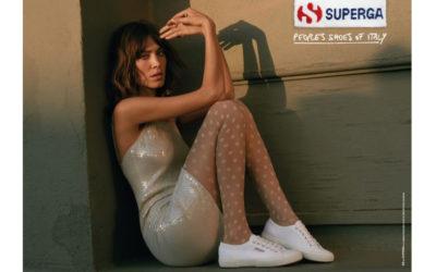 「SUPERGA(スペルガ)」、アレクサ・チャンとコラボ カプセルコレクションを発売