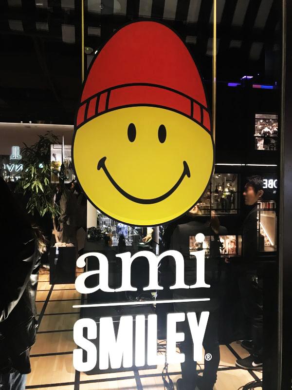 「AMI」のデザイナー、アレクサンドル・マテュッシ氏来日パーティ