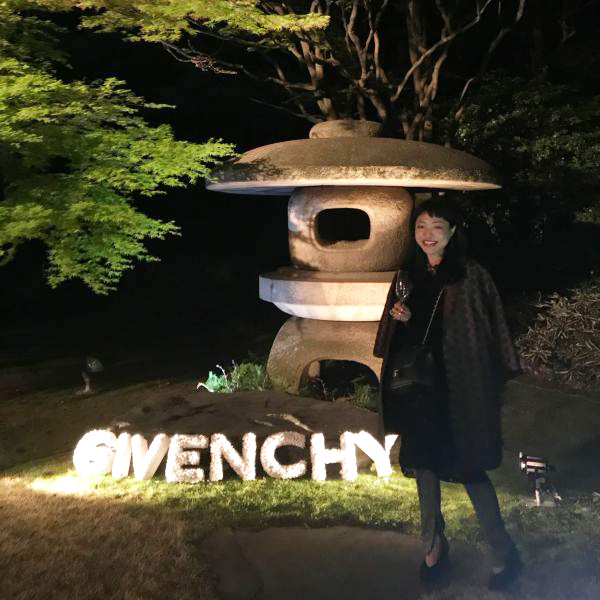 GIVENCHY WORLD TOUR PARTY