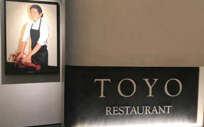 「RESTAURANT TOYO TOKYO(レストラン トヨ)」オープニング