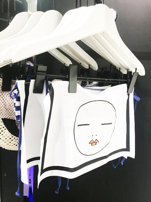 「Desigual Couture」のポップアップストア @ OPENING CEREMONY OMOTESANDO