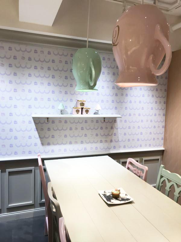 「Q-pot.表参道本店」オープニング