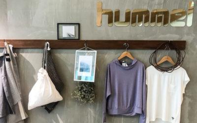 デンマーク発のスポーツブランド「hummel(ヒュンメル)」ウィメンズストアのオープニング