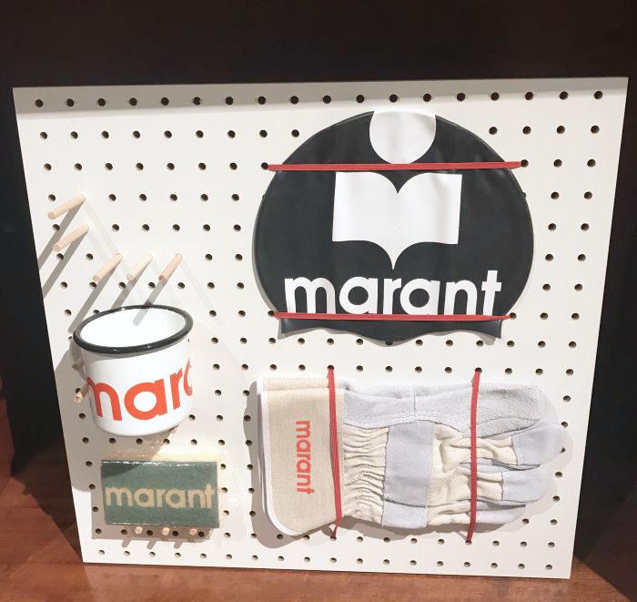 ロゴブーム~ISABEL MARANT(イザベル マラン)「LOGO A GO-GO」ローンチパーティ