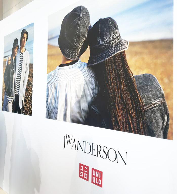 「UNIQLO and JW ANDERSON」2018春夏コレクション ジョナサン・アンダーソン氏が来日