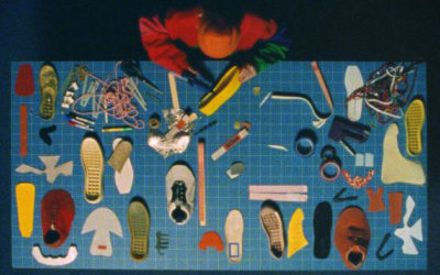 「Acne Studios(アクネ ストゥディオズ)」新作スニーカーを発表、デザイナー息子の映像も公開
