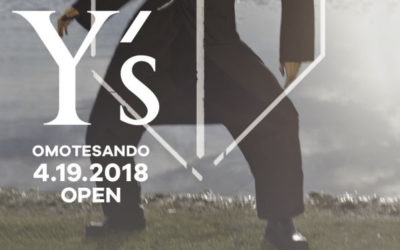 「Y's(ワイズ)」の新ストア「Y's OMOTESANDO」が東京・表参道にオープン