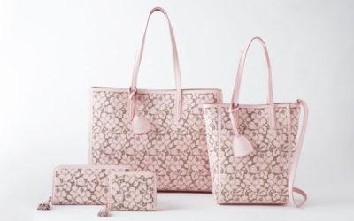 「ラルフ ローレン」からピンク&フラワーパターンの日本限定バッグが登場