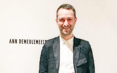 「ANN DEMEULEMEESTER(アン ドゥムルメステール)」のデザイナー、セバスチャン・ムニエ氏が来日 @ Lift etage
