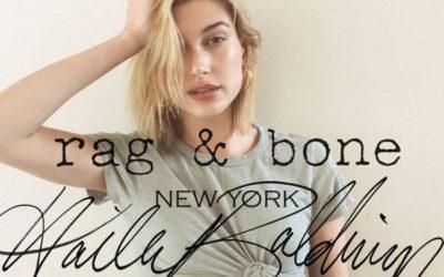 「rag & bone(ラグ & ボーン)」のDIYプロジェクトが再始動 ヘイリー・ボールドウィンが登場