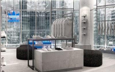 「atmos(アトモス)渋谷店」に「adidas(アディダス)」専用フロアがオープン