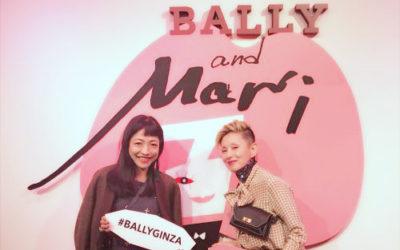 「BALLY 銀座店」2周年記念レセプション 夏木マリさんがキュレーター