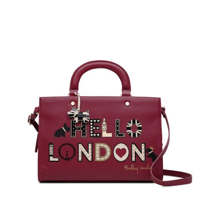 「RADLEY LONDON」、英国ロイヤルウエディングを祝した新カプセルコレクション発売