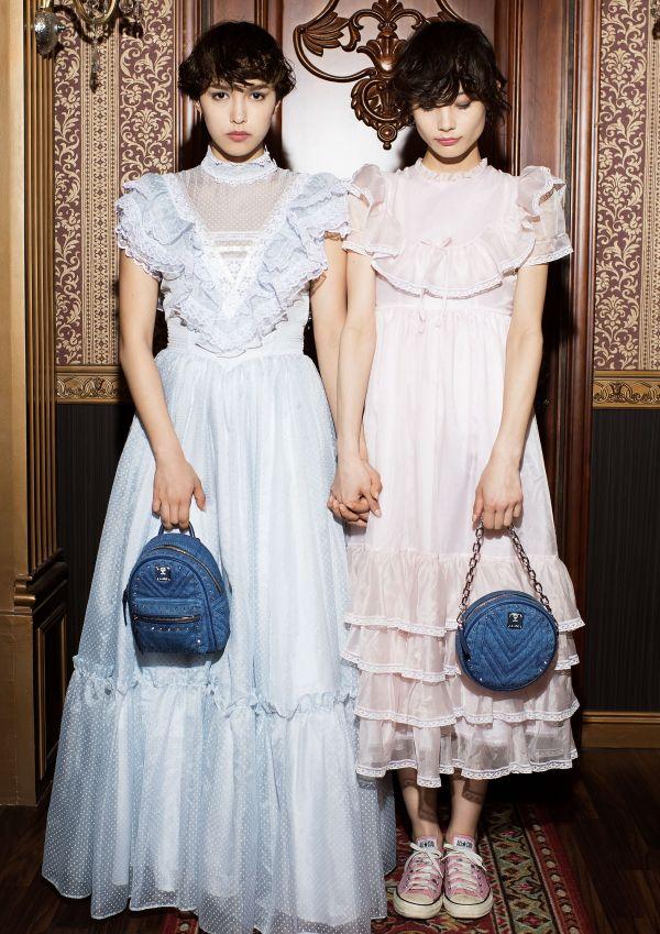 「MCM」、ジャパンデニムを採用した「BLUE SALON」ポップアップストアを開催