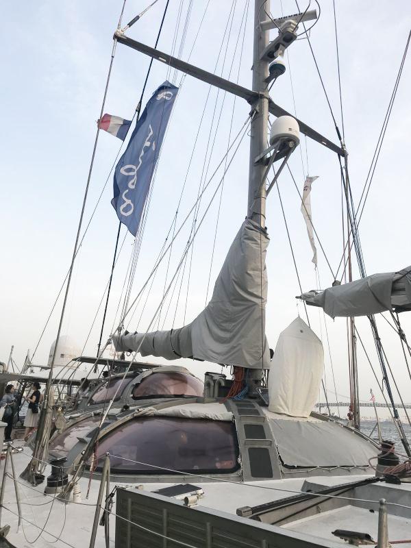 「アニエスベー」支援のタラ号が日本に再来航~乗船体験