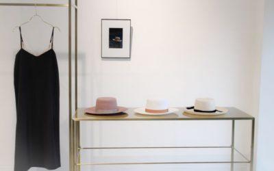 「coeur femme(クール ファム)」と、「M」の中山路子デザイナーがコラボ 「M」でイベントが開催