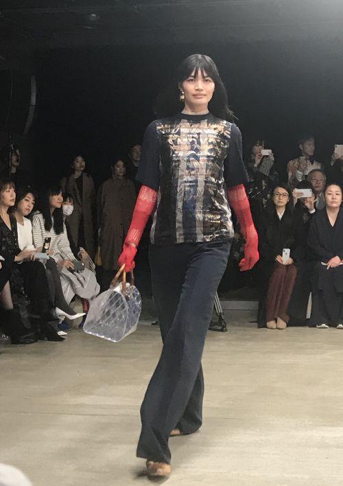 mame kurogouchi(マメ)2018-19年秋冬東京コレクション