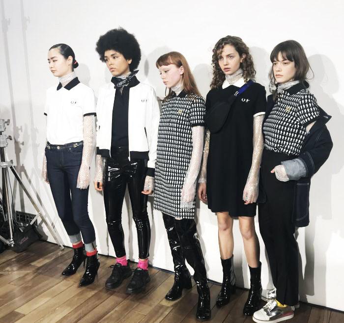 mintdesigns(ミントデザインズ)2018-19年秋冬東京コレクション