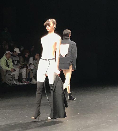DRESSEDUNDRESSED(ドレスドアンドレスド)2018-19年秋冬東京コレクション